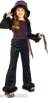 Female Pop Star Halloween Costumes (POP STAR DIVA HALLOWEEN COSTUME SET (3pc) ~ Rockstar Party Supplies Girl)