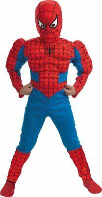 Amazing Spider-Man Muscle Costume Marvel Comics - Gently Used SIZE MEDIUM