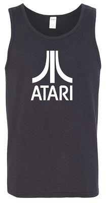 Atari TANK TOP T-shirt - SM to 3XL - Classic Retro Gaming