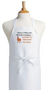 Funny-Kitchen-Apron-Theres-A-Place-For-All-Gods-Creatures-Cooking-Aprons
