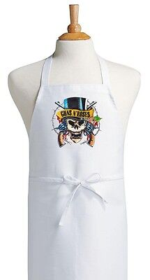 Guns n Roses Rock Band Apron GNR Rock and Roll Cooking Apron