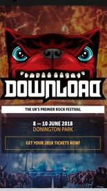 Download Festival Tickets - FRI-SAT-SUN