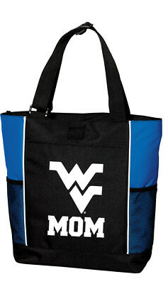 West Virginia University Mom Tote Bag A TOP WVU Mom GIFT! HIM or HER!
