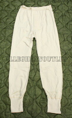 Military Extreme Cold Weather Drawers Long Johns Thermal Long Underwear SMALL GI (Extreme Cold Weather Thermals)