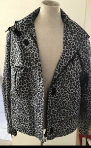 Sonia Rukiel leopard print with matching gloves Potts Point Inner Sydney Preview