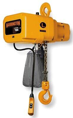 Harrington Ner2005sd Electric Chain Hoist