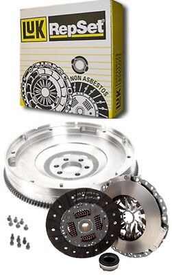 VW PASSAT 1.9 TDI 1.9TDI AVF FLYWHEEL AND LUK CLUTCH KIT WITH BOLTS