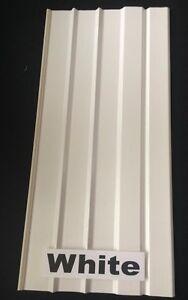 Mobile Home Skirting Vinyl Underpinning Panel WHITE  16