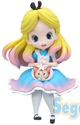 Figura Colección 13cm Alicia País Maravillas Sprinkles Sugar Rosa Ver Disney