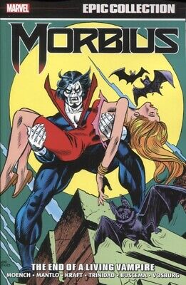 MORBIUS EPIC COLLECTION VOLUME 2 TPB END LIVING VAMPIRE