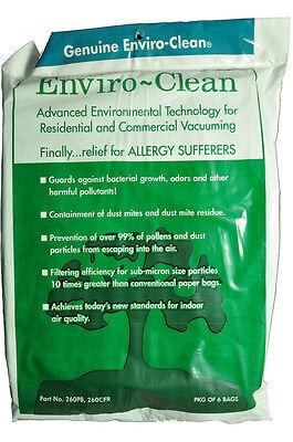 Powr-Flite Vacuum Cleaner Bags Fits: 260PB, 260CFR, PF60,