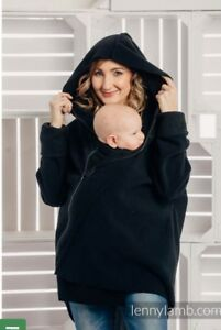 Brand new lenny lamb babywearing or maternity sweater