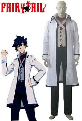 Fairy Tail Gray Fullbuster Kostüm (Fairy Tail Gray Fullbuster After Seven Years cosplay kostüm)