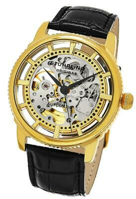 Stuhrling Original 393 333531 Classic Winchester Automatic Skeleton Mens Watch