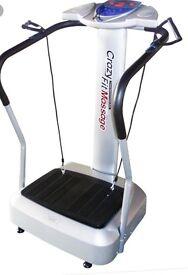 Crazy fit massage vibrate
