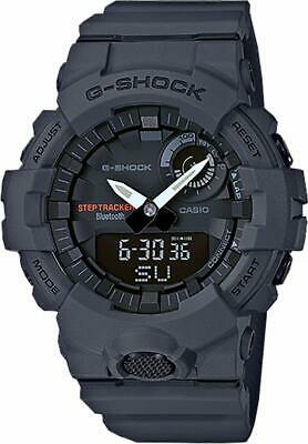 Casio G-Shock Quartz Movement Grey Dial Men's Watch GBA-800-8A**Open Box**