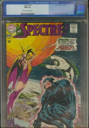 DC The Spectre #3 CGC 9.4