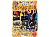 Riverside rock tickets