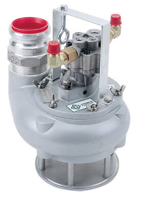 H4635 Greenlee 3 Inch Submersible Trash Pump