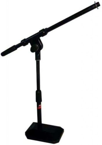 Stagg Table Top Microphone Stand With Boom Arm #MIS-1112BK