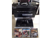 PLAYSTATION 3 60GB LIKE BRAND NEW CONDITION