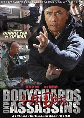 Bodyguards And Assassins - Hong Kong RARE Kung Fu Martial Arts Action movie - NE