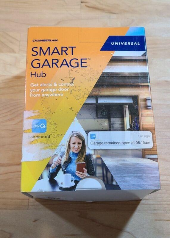 Chamberlain MyQ Smart Garage Hub , MYQ-G0301-E , New