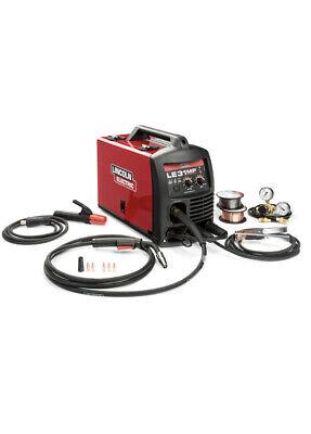 Lincoln K3461-1 Le31mp Multiprocess Welder Mig Tig Stick 120v 120amp