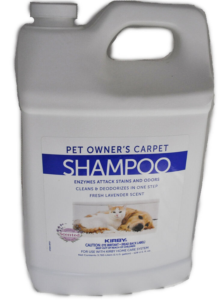 kirby strength carpet shampoo for pets k237507