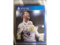 FIFA 18 PS4 WANTED!!