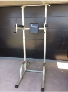 Synergy Fitness Chin Up Pull Up Dips Exercise  Fitness Station