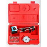 Dial Indicator, Magnetic Base & Point Precision Inspection Set, New