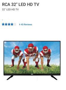 "RCA 32"" Flat Screen TV"