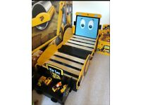 JCB TODDLER DIGGER BED