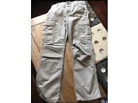Gap boy's cargo pants age 10 regular