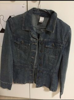 Demim jacket size 8 Capalaba Brisbane South East Preview