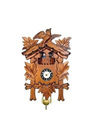 Alexander Taron Engstler Battery Operated Cuckoo Clock