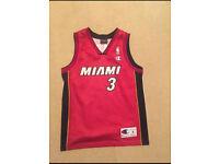 Dwayne Wade Miami heat jersey