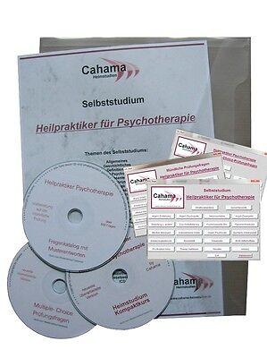 (Mängelexemplare) HEILPRAKTIKER FÜR PSYCHOTHERAPIE Vorbereitung auf die Prüfung
