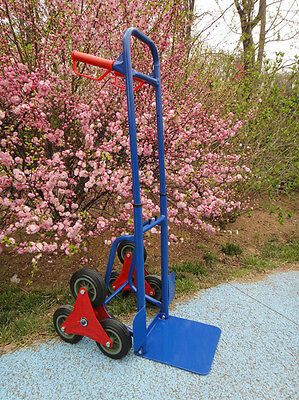 Treppensteiger Treppenkarre Transportkarre  Sackkarre Stapelkarre Karre 200kg