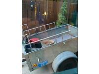 Broniss trailer (5ft x 3ft)