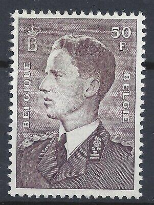 België - Boudewijn 50 Fr - 1952 - OBP 879A **/NSC/MNH