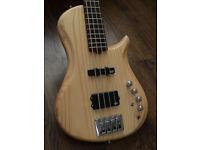 Brubaker Electric Bass Guitar Brute Series + Gig Bag