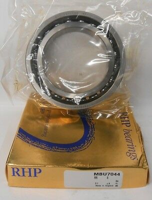 Rhp Bearing Deep Groove Precision Ball Bearing Mbu7044 95 X 145 X 25 Mm