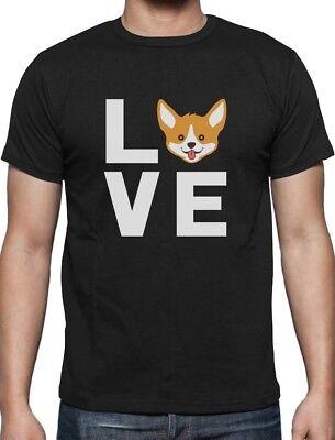 Gift For Dogs Lover Corgi Dog - Animal Lover T-Shirt My Best