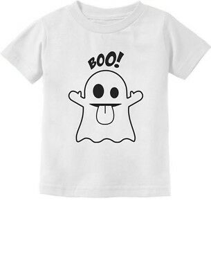 Baby Boo Ghost Costume Cute Halloween Toddler/Infant Kids T-Shirt - Infant Ghost Costume
