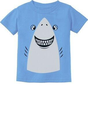 Easy Halloween Costumes Toddlers (Great White Shark Easy Halloween Costume Toddler Kids T-Shirt)
