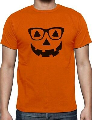 Easy Halloween Pumpkins (JACK O' LANTERN Pumpkin Face - Easy Halloween Costume T-Shirt)