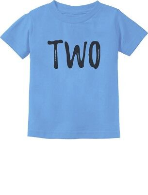 2nd Birthday Gift For Two Year Old Child Toddler Kids T-Shirt Second Birthday](Gift For Two Year Old)