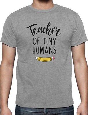 Gift For Teacher - Teacher Of Tiny Humans Teaching Gifts T-Shirt Classroom Gift](Teacher Teaching)